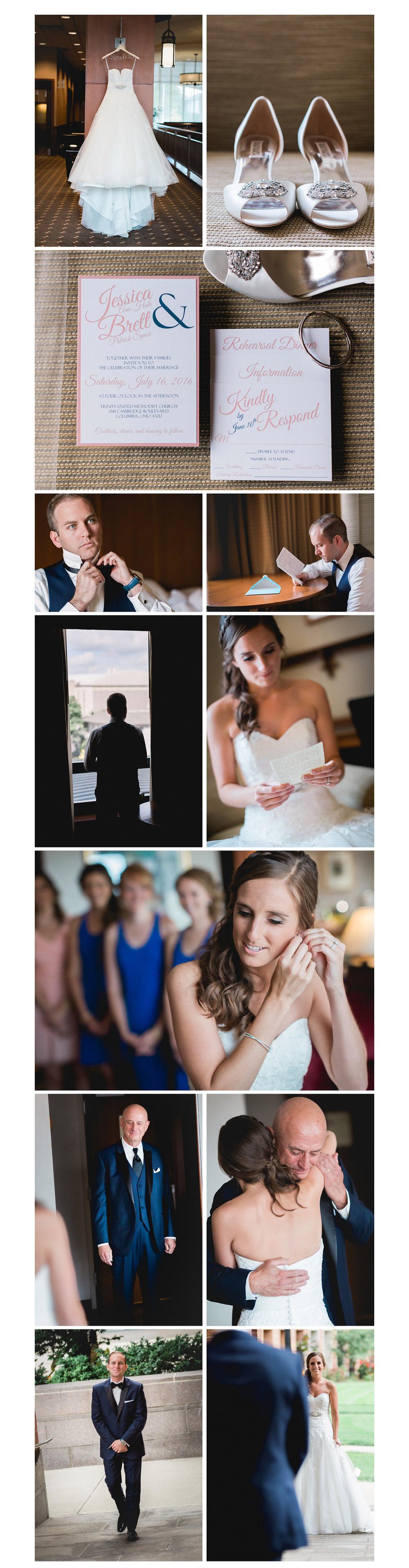 The Blackwell Wedding Photography Columbus Ohio